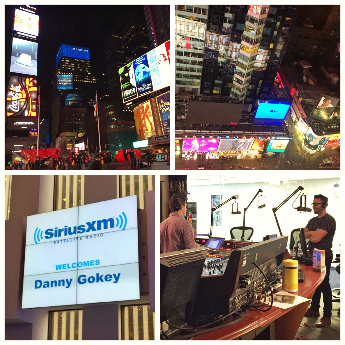 The Message SiriusXM Danny Gokey